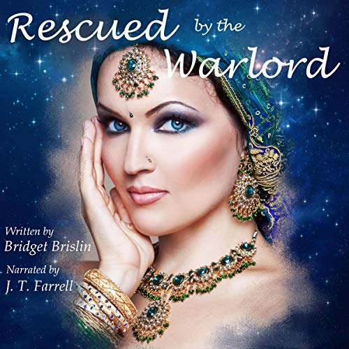 Rescued by the Warlord (A Sci Fi Alien Dark Romance) Warlords of Ceres, Book 2 - Bridget Brislin