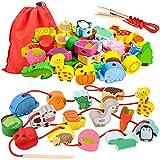 Regalos de cumpleaños para niñas de 18-36 meses, niños pequeños, juguetes de...