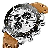 Zoom IMG-1 orologio cronografo da uomo by