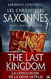 515EsGNpu7L. SL160  - Une saison 5 pour The Last Kingdom, Uthred poursuit sa destinée sur Netflix
