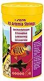SERA Nourriture pour Aquariophilie Artémia Shrimps 250 ML