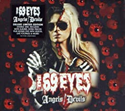 Angels/Devils [2 CD/1 DVD Combo] by The 69 Eyes (2007-11-06)
