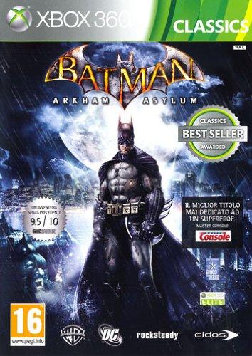 Batman: Arkham Asylum - Classics Edition