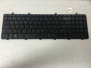 Replacement Keyboard for Dell Inspiron 1564 1564D P08F series Black US Layout, Compatible with part number XHKKF 0XHKKF V1...