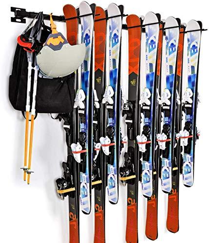 ANTOPY Support de Rangement de Ski Support de...