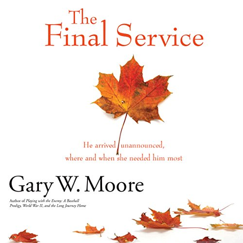 The Final Service audiobook cover art