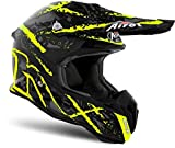 Airoh HELMET TERMINATOR OPEN VISION CARNAGE YELLOW GLOSS S