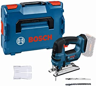 Bosch Professional GST 18V - LI B Cordless Jigsaw (without Battery and Charger),L - Boxx