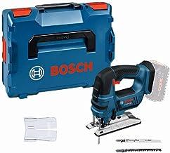 Bosch Professional Accudecoupeerzaag Gst 18 V-Li S (Zonder Accu, Volt-Systeem, Zaagdiepte In Hout: 120 Mm, L-Boxx)