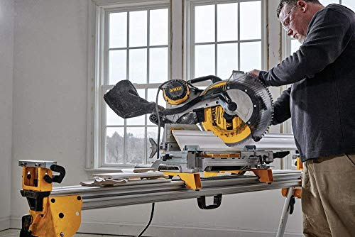 Miter Saw Is Easier to Use Than Radial Arm Saw