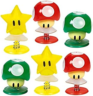 Super Mario Brothers Creature Pop-Ups, Party Favor