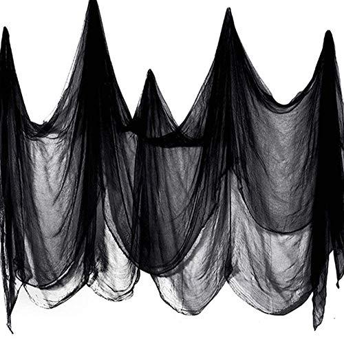 Halloween Creepy Black Cloth, 85...