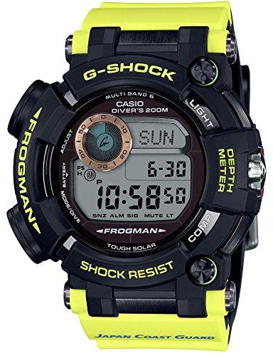 CASIO G-Shock Frogman GWF-D1000JCG-9JR Japan Coast Guard Collaboration Watch (Japan Domestic Genuine Products)