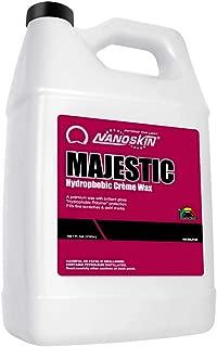 Nanoskin (NA-MAJ128) Majestic Hydrophobic Crème Wax - 1 Gallon