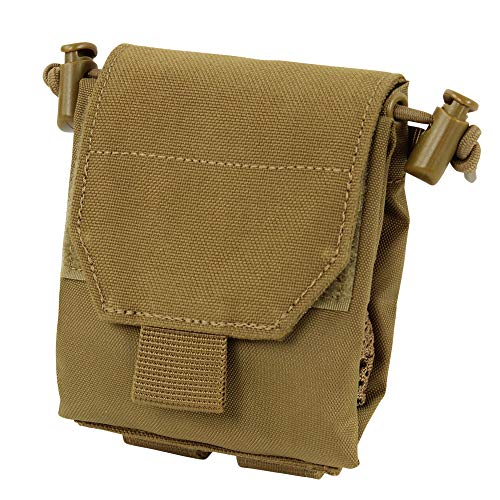 Condor Outdoor Tactical Micro Recovery Dump Pouch (Coyote Brown)