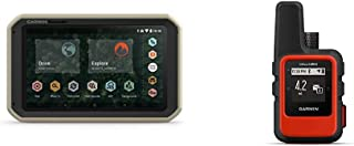 $1044 » Garmin Overlander, Rugged Multipurpose Navigator for Off-Grid Guidance & InReach Mini, Lightweight and Compact Satellite C...