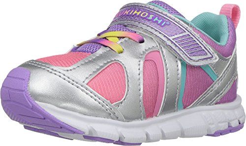 TSUKIHOSHI Kids Rainbow Silver/Lavender - 3584-049-C/11 M US Little Kid