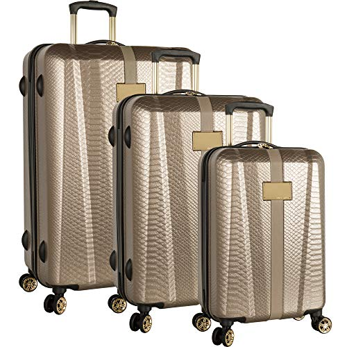 Vince Camuto Luggage, Desert Taupe, 3 Piece