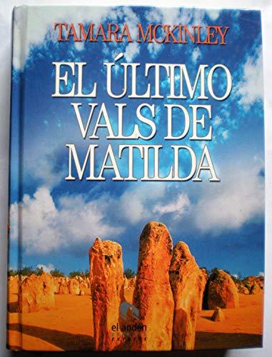 El Último Vals De Matilda descarga pdf epub mobi fb2