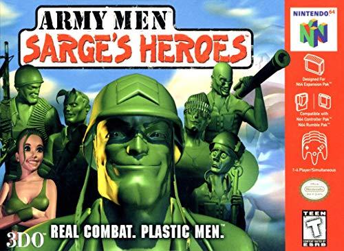 Army Men Sarge's Heroes (Renewed)
