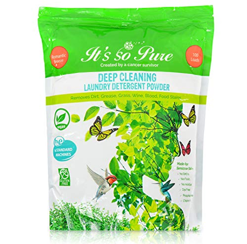 It's So Pure Eco Friendly Washing Detergent – Skin Friendly...