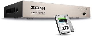 Best zosi 8ch cctv system kit 960h Reviews