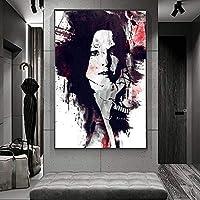子羊の沈黙壁アートキャンバス絵画ポスターとプリントリビングルームオフィス装飾絵画家の装飾キャンバスプリント