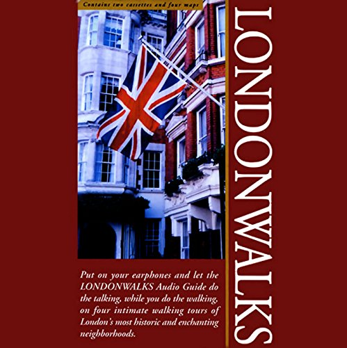 Londonwalks audiobook cover art