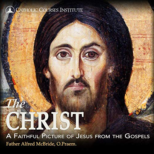 The Christ  By  cover art