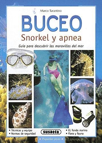 Buceo - Snorkel Y Apnea (Pequeñas Joyas)