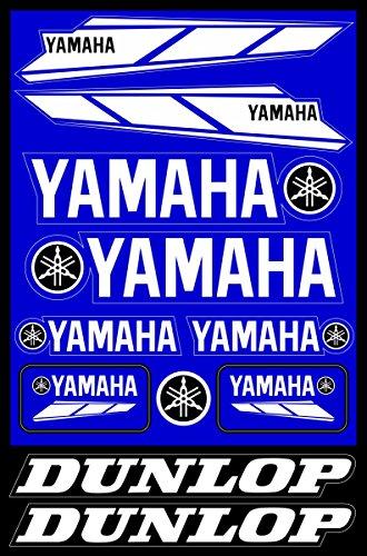 Yamaha Decals Stickers Motorcycle Vinyl Graphic Set