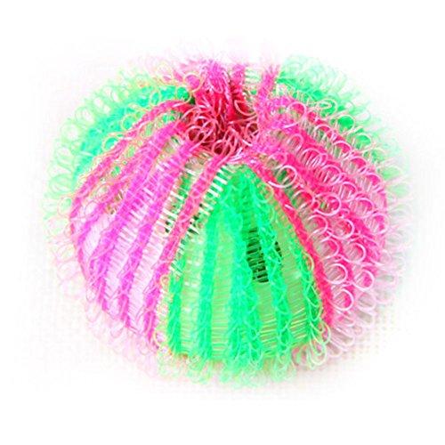 LAAT Fusselbälle Waschbälle Flusen Waschen Wäsche Ball Anti haariger Gegenballing Ball Waschmaschine 6pcs