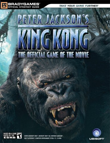 King Kong Official Strategy Guide