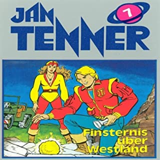Finsternis über Westland (Jan Tenner Classics 7) Titelbild