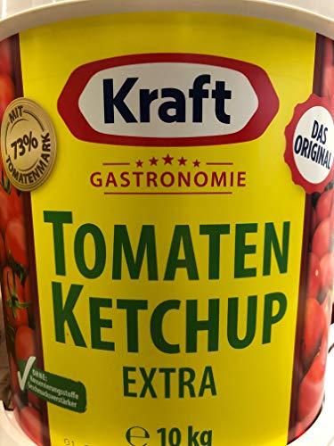 Kraft Tomatenketchup 10 Kg Eimer