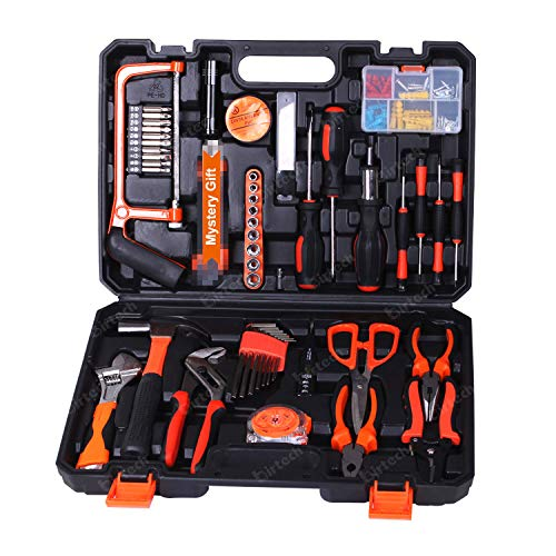 ALBION HOME Tool Set, 102PCS Hand Tool Kit Combination Package, DIY Home...