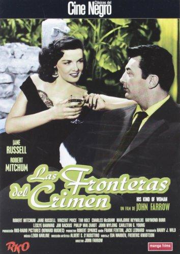 Las Fronteras Del Crimen (Import Sans Langue Française)