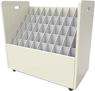 FixtureDisplays 50 compartments File organizer15127 15127