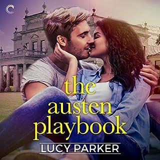 The Austen Playbook audiobook cover art
