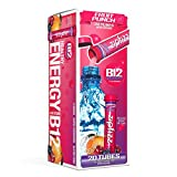 Zipfizz Healthy Energy Drink Mix, Fruit Punch, 20 Count