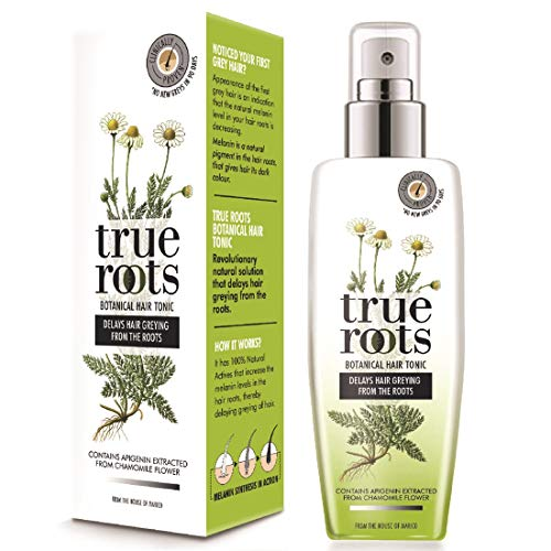 True Roots Botanical Hair Tonic to Delay Hair Greying - 150 ml