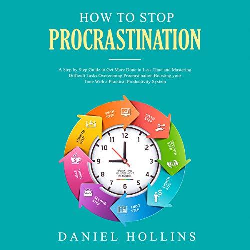 How to Stop Procrastination cover art
