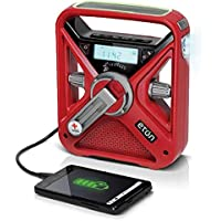 Eton The American Red Cross FRX3+ Emergency Weather Radio with Smartphone Charger
