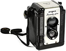 Argus, Argoflex Seventy-Five 75 TLR 1950s Antique 620 Film Camera