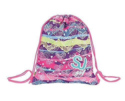 Backpack SJ Gang Backpack Soft Bag SAKKY Bag Girl Seven School 2019/20 - Assorted Models