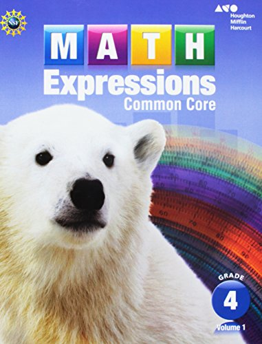 Student Activity Book, Volume 1 (Softcover) Grade 4