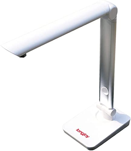 Longjoy Digital Portable Overhead USB Distance Teaching Document Camera LV-1010 (White)