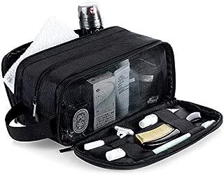 Lizzton Toiletry Bag for Men Travel Large Dopp Kit Water-resistant Women Shaving Bag Portable Toiletries Organizer Bathroom Storage Bags