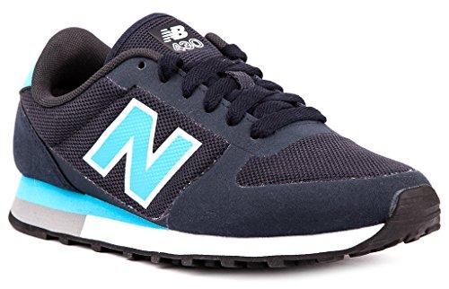 New Balance U430NAB Sneakers Baskets Chaussures pour Femmes Toutes Tailles Bleu U430NAB-37