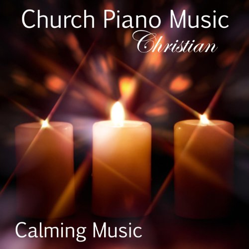 Church Piano Music - Calming Music for Funerals - Church Christian Songs